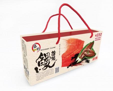 蒲燒鰻禮盒(500G)